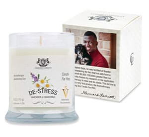 Aromatherapy Pet Care Candle