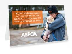 ASPCA Giftcard