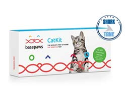 Basepaws cat DNA test