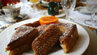 Blake House Inn French Toast