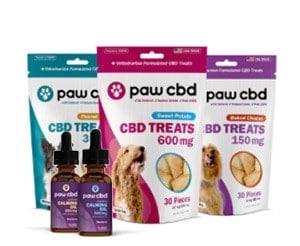 cbdMD paw CBD products
