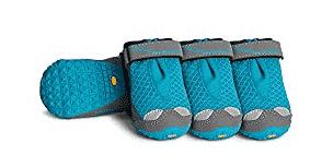 Ruffwear's Grip Trex in blue