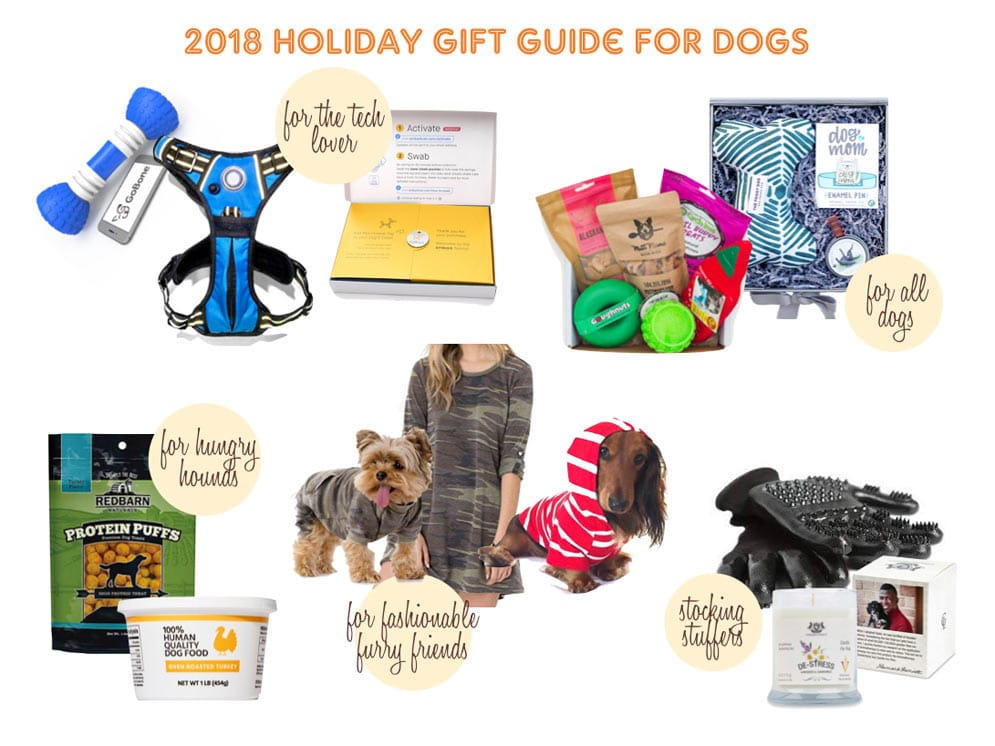 Canine Journal's 2018 Guide To The Best Dog Gifts