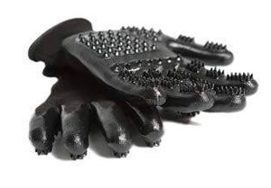 HandsOn All-in-One Grooming & Bathing Gloves