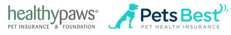 Healthy Paws & Pets Best logos
