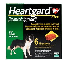 Heartgard Plus box