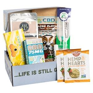 Hemp Crate Co. subscription box