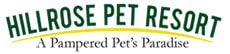 Hillrose Pet Resort logo