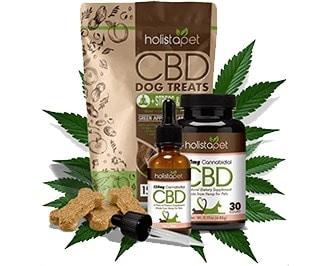 HolistaPet CBD products