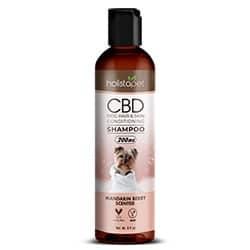 HolistaPet CBD shampoo