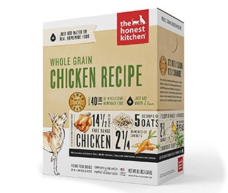 The Honest Kitchen package