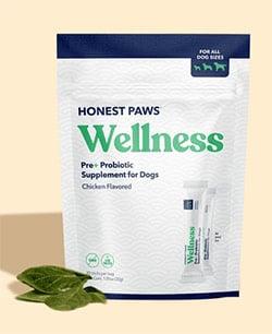 Honest Paws Pre+ Probiotic