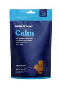 Honest Paws CBD Treats bag