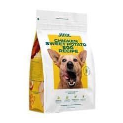 Jinx dog food bag