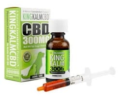 KING KALM CBD Oils