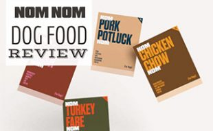 Nom Nom Variety Packs (Caption: Nom Nom Dog Food Review)