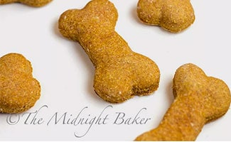 Two Ingredient Baby Food Dog Treats