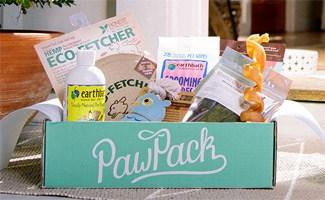 PawPack box