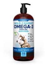 PetHonesty Fish Oil bottle