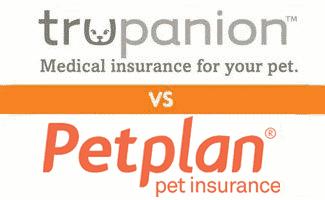 Trupanion vs Petplan