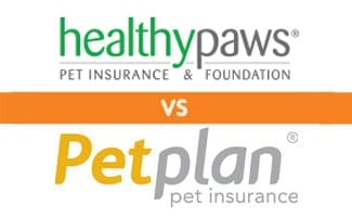 Healthy Paws vs Petplan