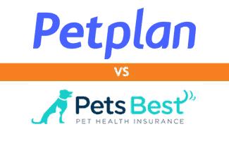 Petplan vs Pets Best logos