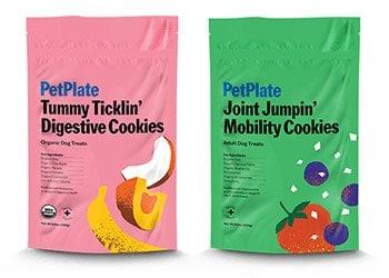 PetPlate cookies