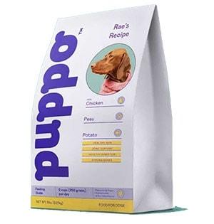 Puppo dog food bag