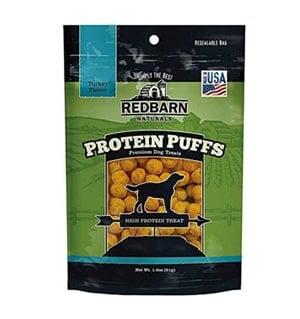 Redbarn Protein Puffs