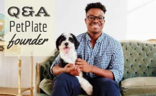 Renaldo Webb, Founder of PetPlate