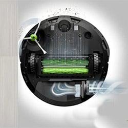 Collision, Wheel, Brush & Cliff Sensors