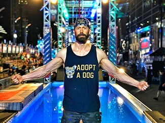 Top Dog Interview: Roo Yori, American Ninja Warrior