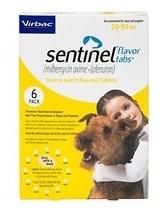 Sentinel product box