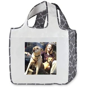 Shutterfly Dog Tote