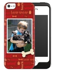 Shutterfly Dog iPhone Case