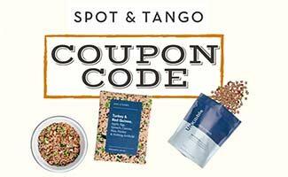 Spot & Tango Coupon