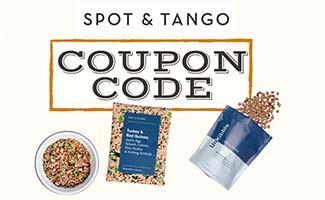 Spot & Tango Coupon Code