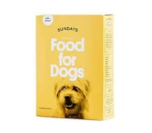 Sundays For Dogs dog food
