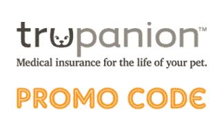 Trupanion logo (caption: Trupanion Promo Code)