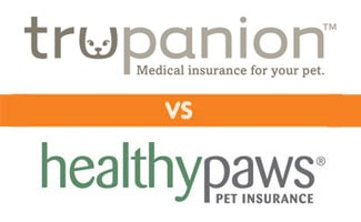 Trupanion vs Healthy Paws