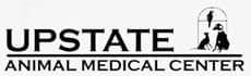 Upstate Animal Medical Center logo