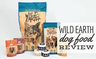 Wild Earth Dog Food (Caption: Wild Earth Dog Food Review)